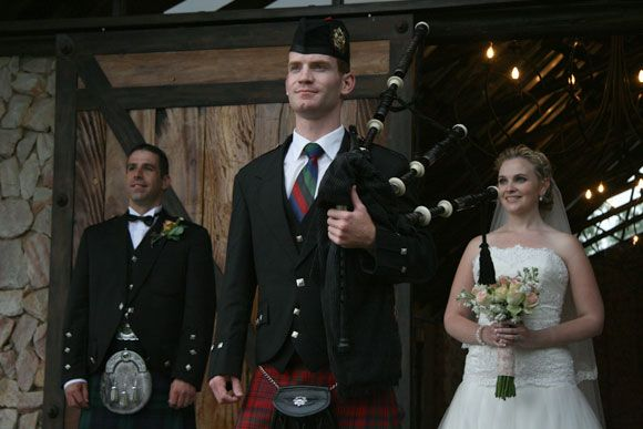 BAGPIPER HIRE FOR WEDDINGS