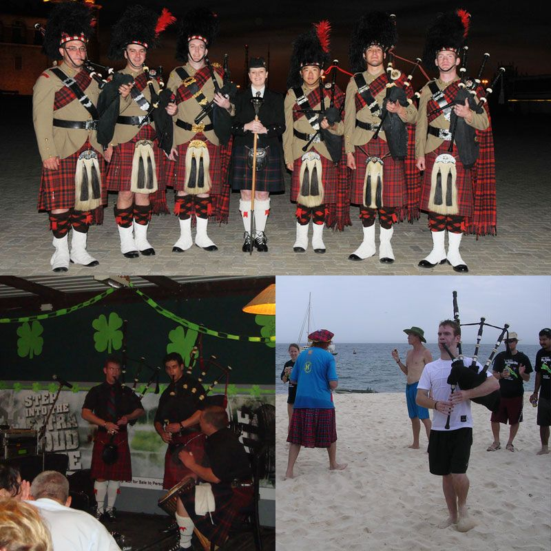 Bagpipe Player for Hire - events