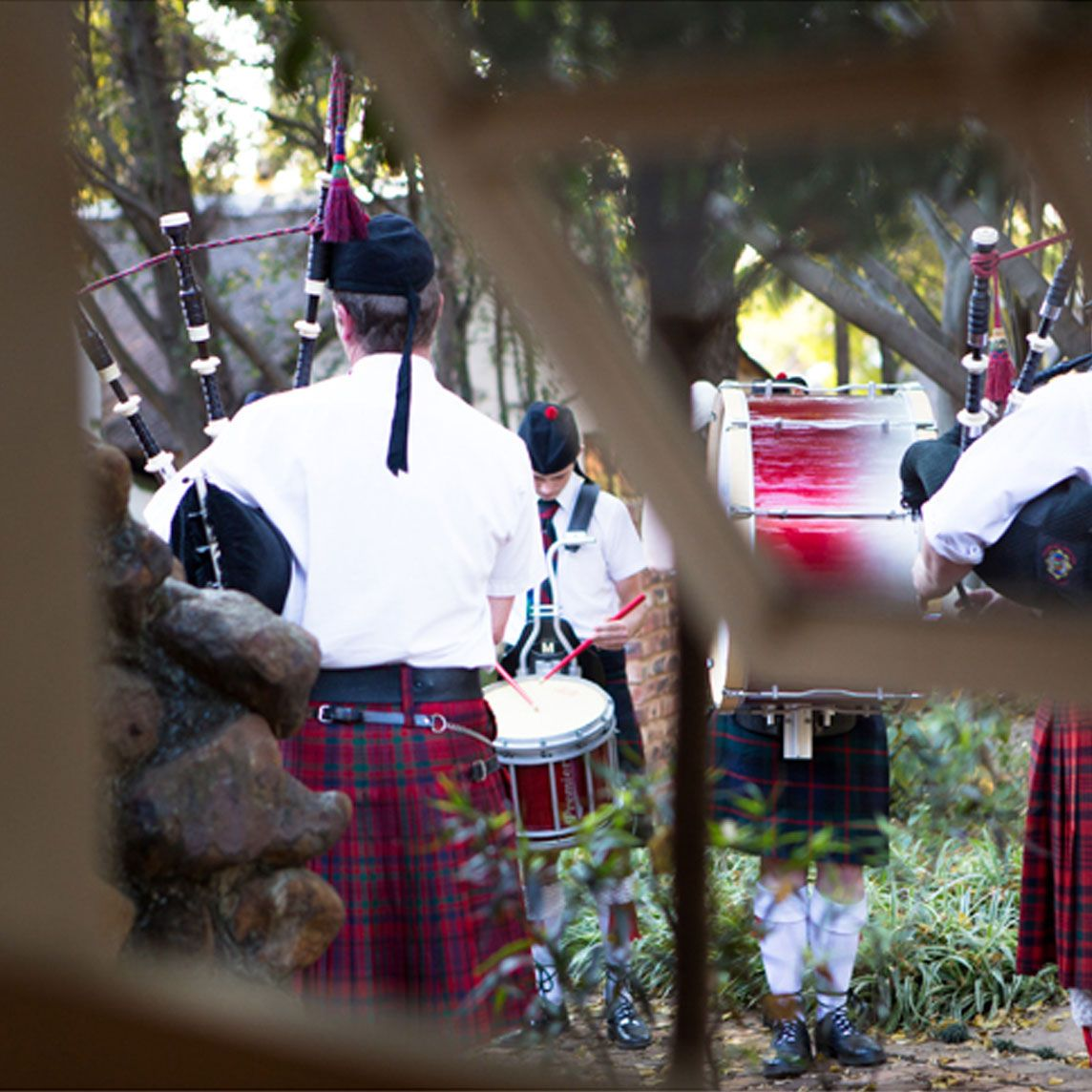 Bagpipe Players for Funerals - bands